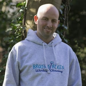 Chris Hughes - Window Cleaner in Stafford