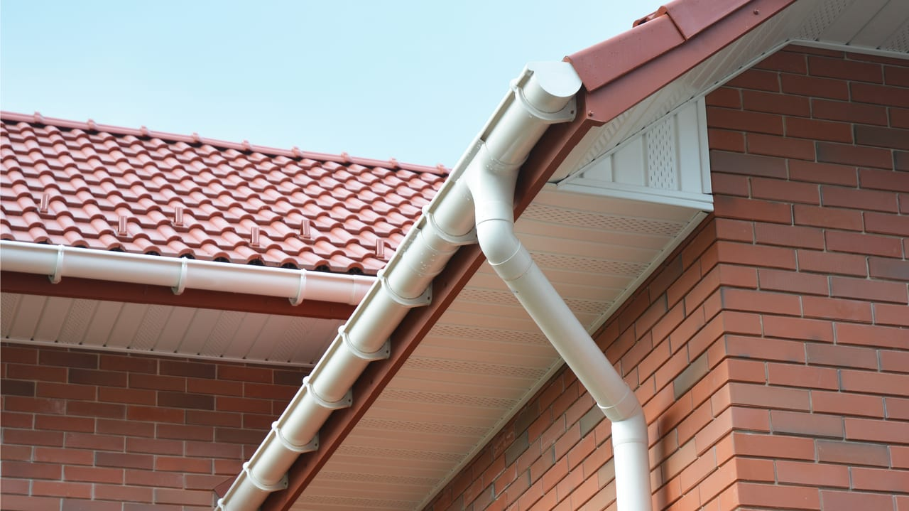 Fascia Cleaning in Stafford