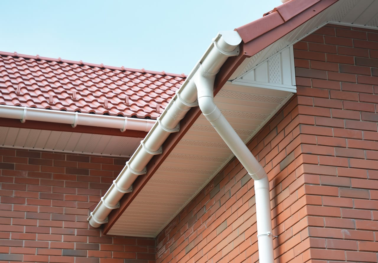 Fascia Gutter Cleaning Stafford
